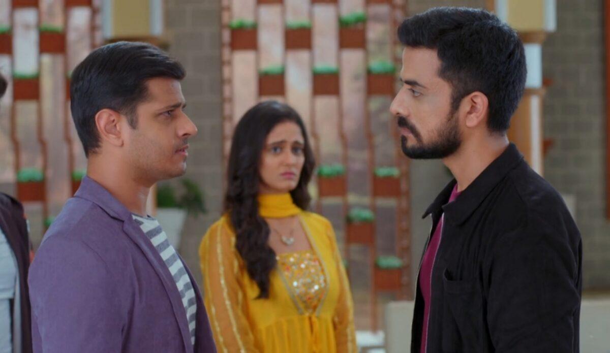 GHKKPM: Samrat accuses Virat for ruining Sai's life