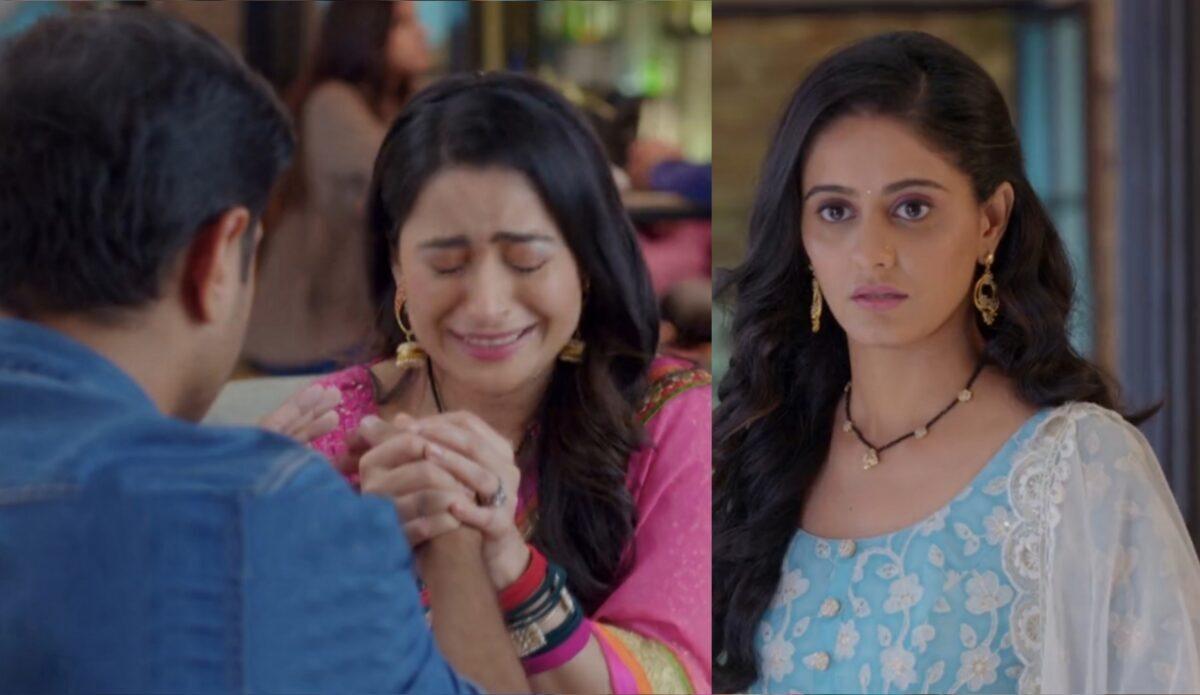 GHKKPM: Sai witness Virat-Pakhi's private moment; Sai's big decision