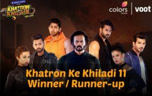 Khatron Ke Khiladi 11 Winner, Runner-up Name | KKK 11 Trophy, Prize Money