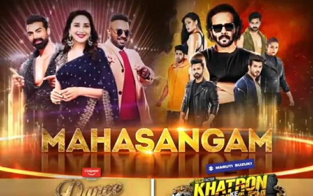Khatron-Ke-Khiladi-2021-Written-Episode-Update-KKK-11-Maha-Sangam-Dance-Deewane