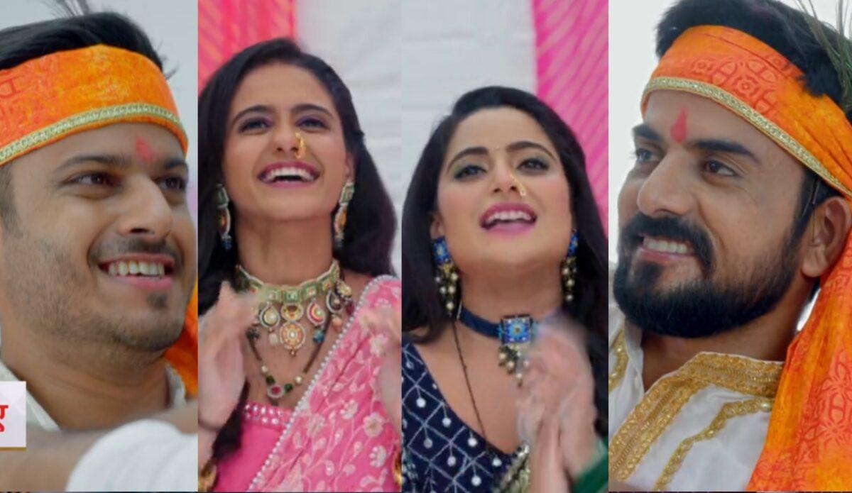 GHKKPM: Virat-Samrat's reunion drifts Sai-Virat apart