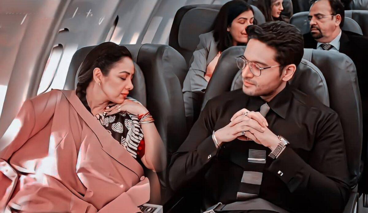 Anupama: Anuj makes Anupamaa's first flight memorable; Vanraj fumes