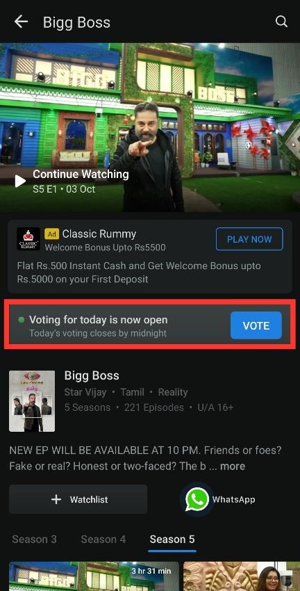 How-to-Vote-Bigg-Boss-Tamil-5-Contestants-Hotstar-App