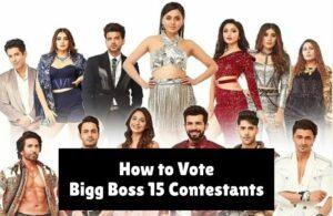 How to Vote Bigg Boss 15 Contestants, Voting Lines, Voot App – MyJio