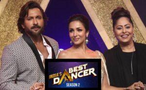 India's Best Dancer Season 2 Contestants Names, Repeat Telecast Time