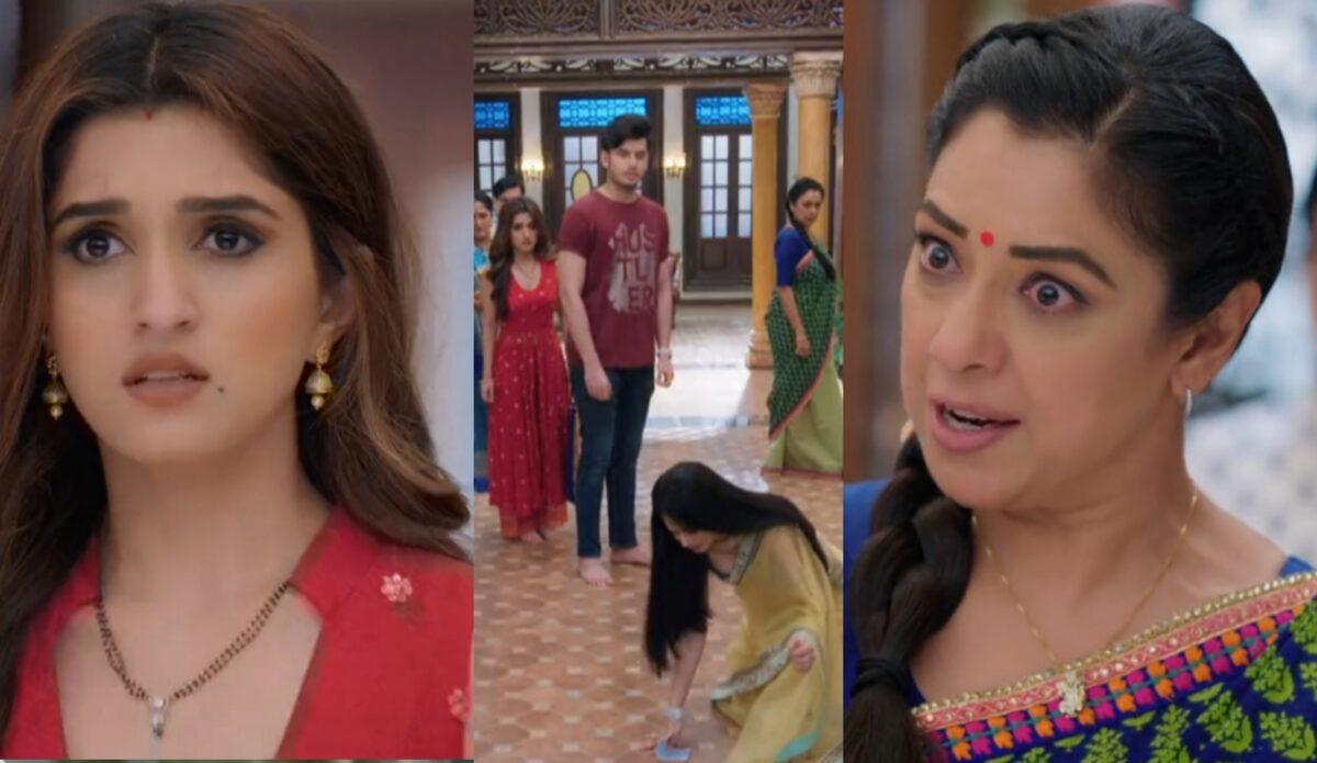 Anupama: Anupamaa breaks all ties of Kinjal with Rakhi Dave