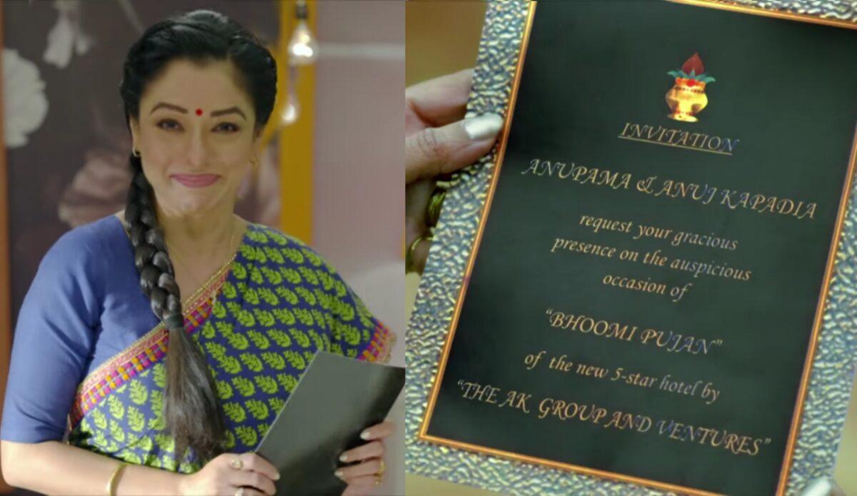 Anupamaa: Anuj's surprise wins Anupamaa's heart forever