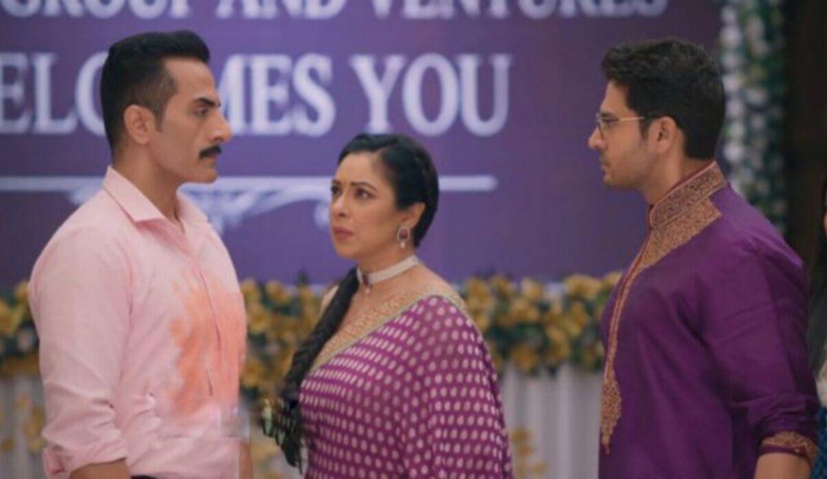 Anupama: Anuj-Anupamaa to judge cooking competition; Vanraj creates hurdles