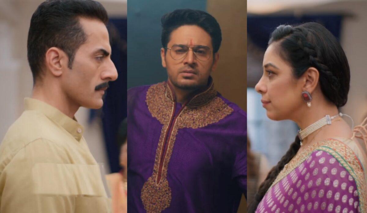 Anupama: Anupamaa to leave Shah mansion and fly high