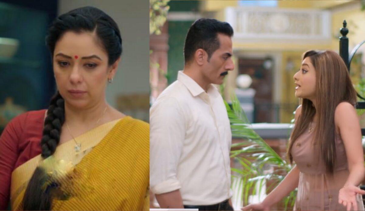 Anupama: Vanraj-Kavya will have a tiff over Anupamaa-Anuj's friendship