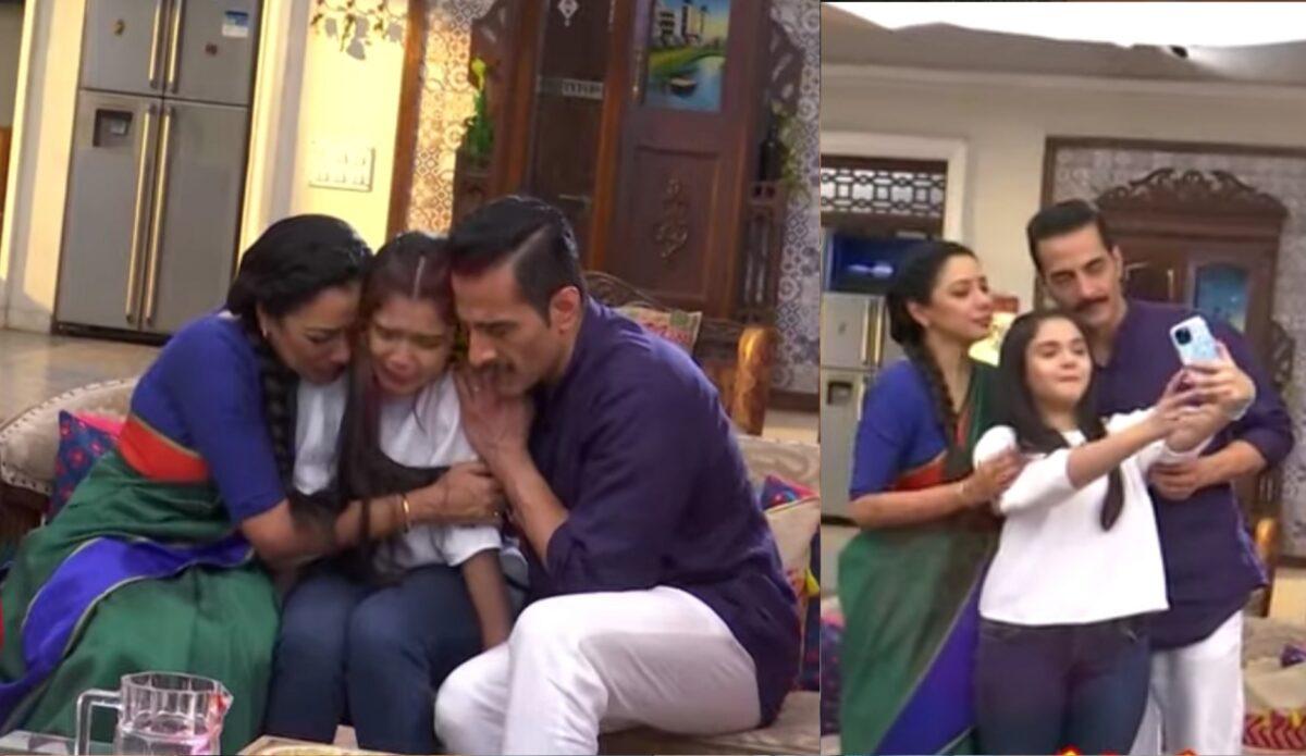 Anupama: Pakhi's emotional breakdown unites Vanraj-Anupamaa