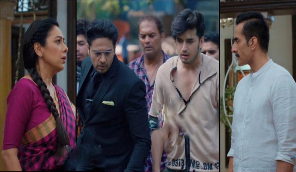 Anupama: Anuj to take up father's role for Samar; Vanraj fumes