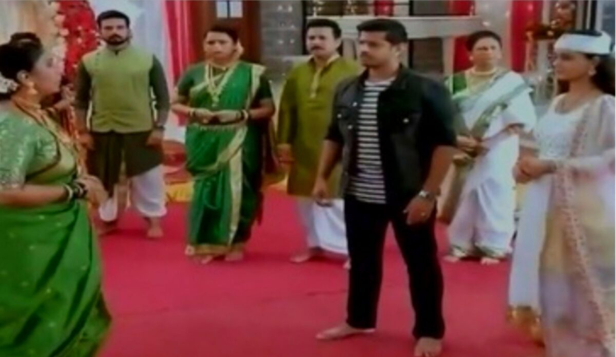 GHKKPM: Ashwini to separate Virat-Sai post Sai's recovery