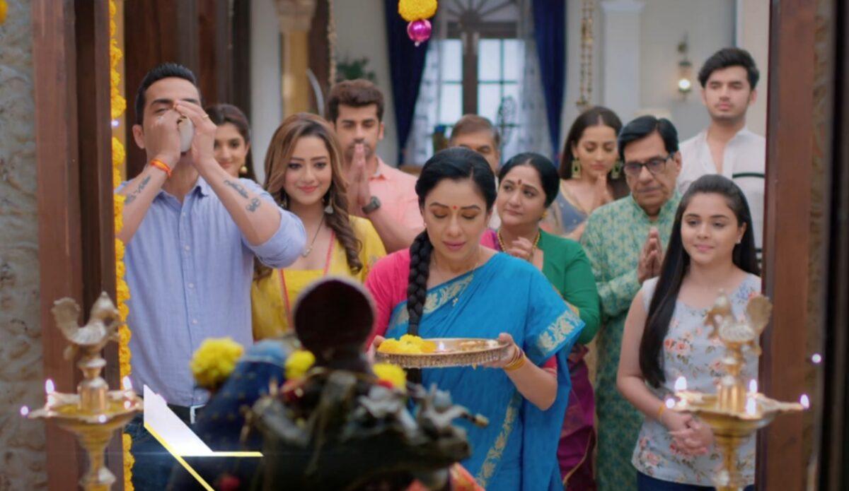 Anupama: Samar-Rohan's fight turns into tragedy